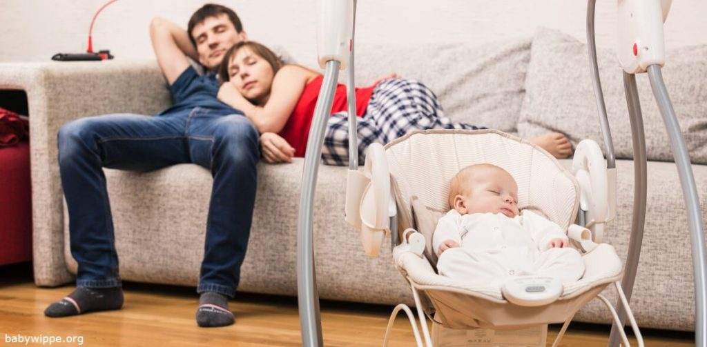 Babywippe: Wohin dann mit dem Baby?